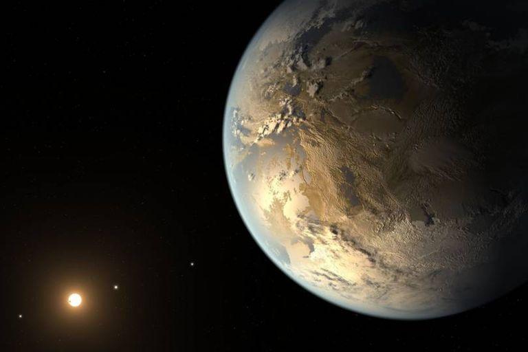 Kepler-186f fue el primer exoplaneta rocoso que se encontró dentro de la zona habitable, la región alrededor de su estrella anfitriona donde la temperatura es adecuada para el agua líquida. Además, tiene un tamaño muy similar al de la Tierra
