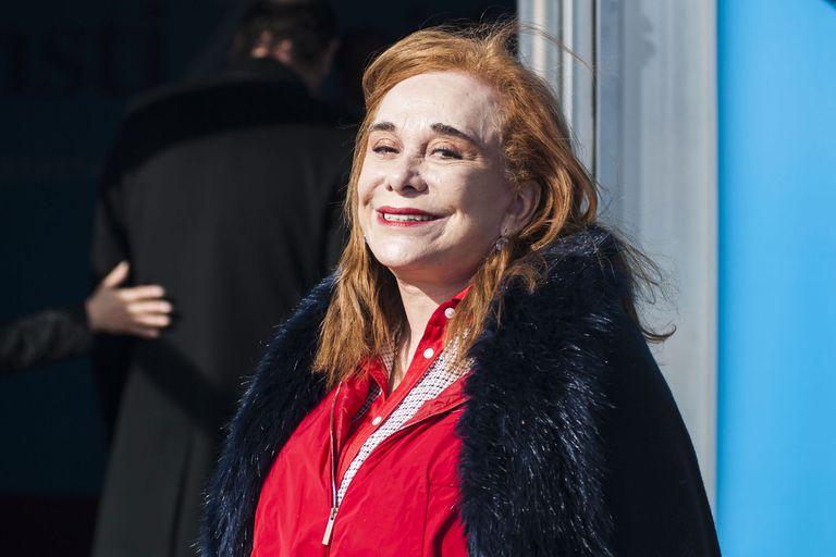 La exdiputada y exconstituyente constituyente Cristina Guzmán