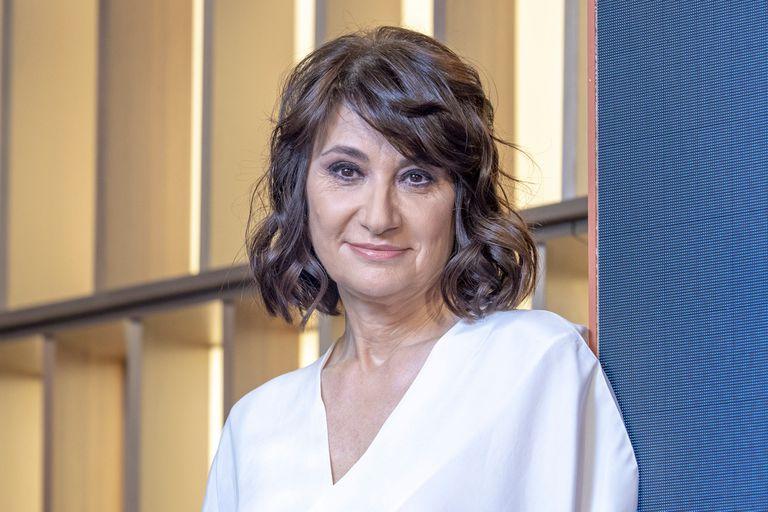 María Laura Santillán, a punto de cerrar su llegada a los mediodías de CNN Radio