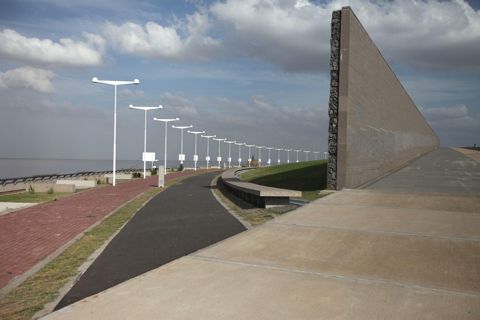 El predio de 14 hectáreas fue creado como un espacio de homenaje y reflexión