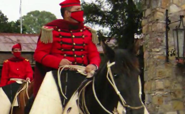 """El emblemático ejército de gauchos salteños, conocido como """"Los Infernales de Güemes"""""""