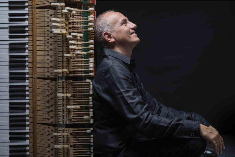 Danilo Rea, el pianista italiano que participara en el festival Buenos Aires Jazz