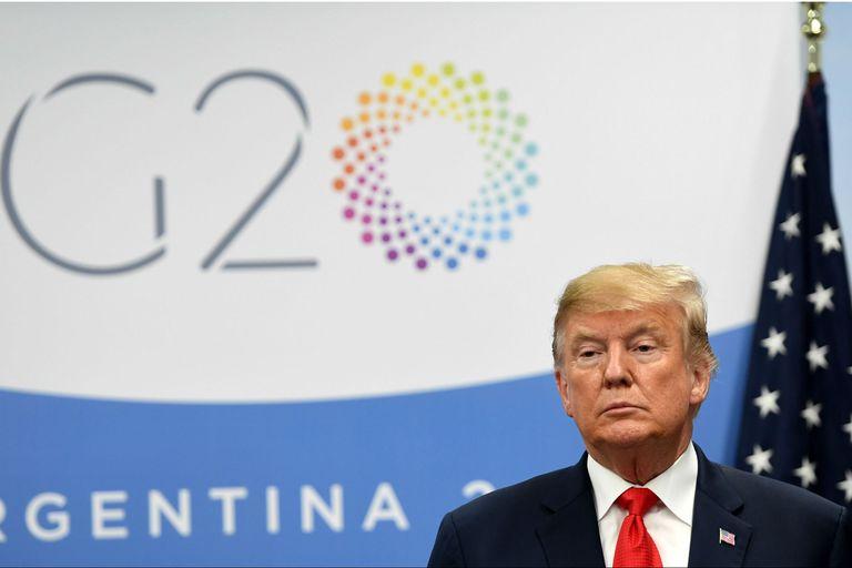 El día de Trump: fastidios, un acto histórico y la obsesión con el Rusiagate