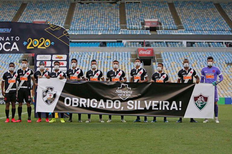 Alerta en el fútbol de Brasil. Vasco Da Gama tiene 16 jugadores con Covid-19 positivo.