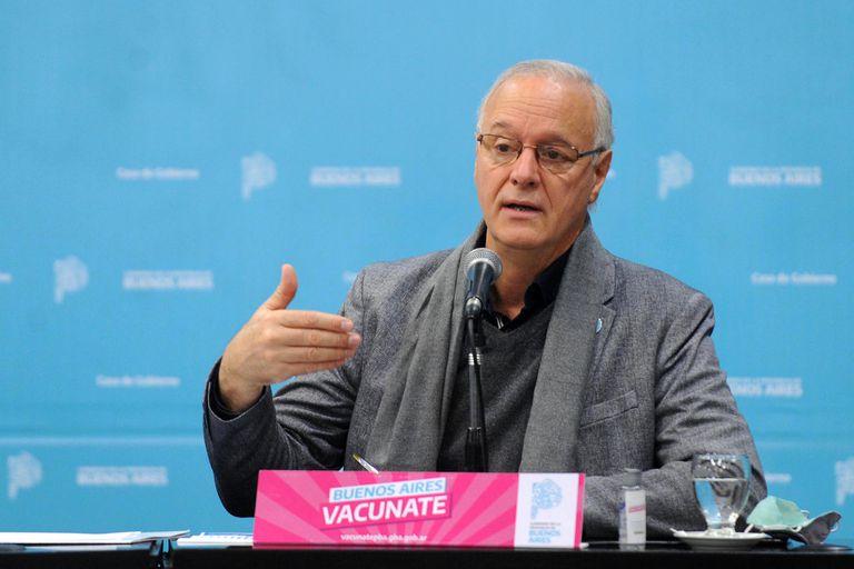Gollan confirmó que seguirá en funciones hasta cerca de las elecciones de noviembre