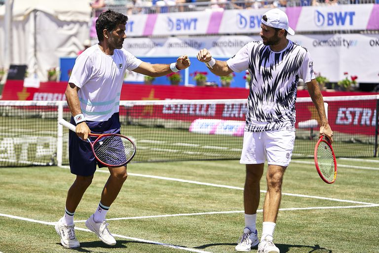 Wimbledon: un argentino será finalista en dobles masculino después de treinta años