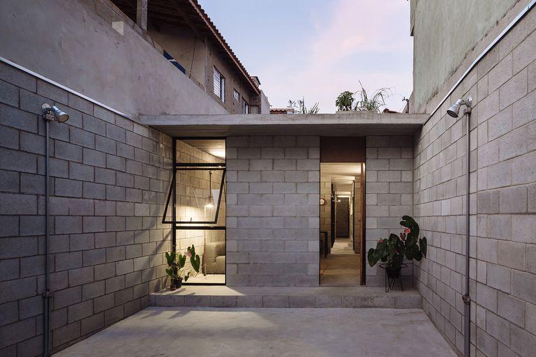 Una casa en una favela ganó un premio internacional de arquitectura