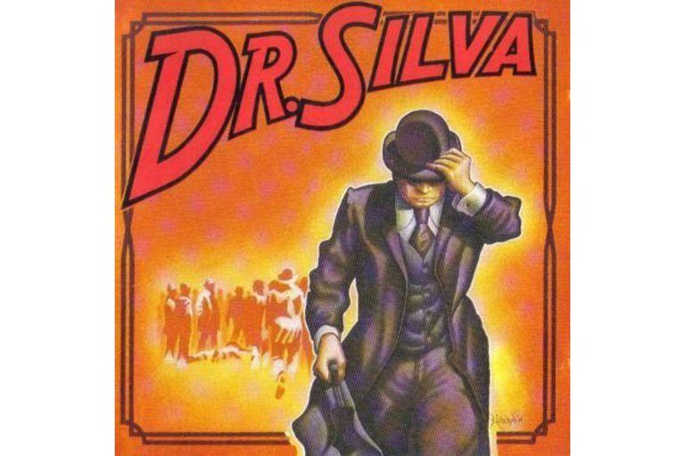 Dr. Silva, uno de los proyectos musicales de Guillermo Vilas