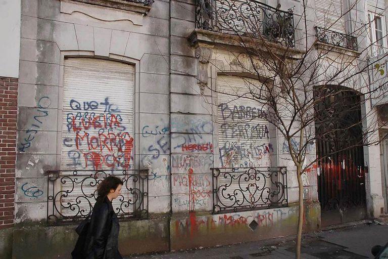 Hantavirus: quieren entrar a desratizar la casa donde Barreda mató a su familia