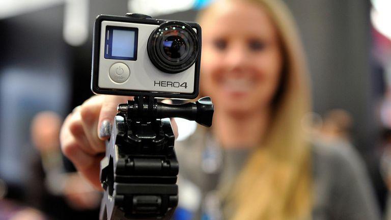 La cámara GoPro Hero 4 será uno de los pocos modelos que la marca seguirá vendiendo