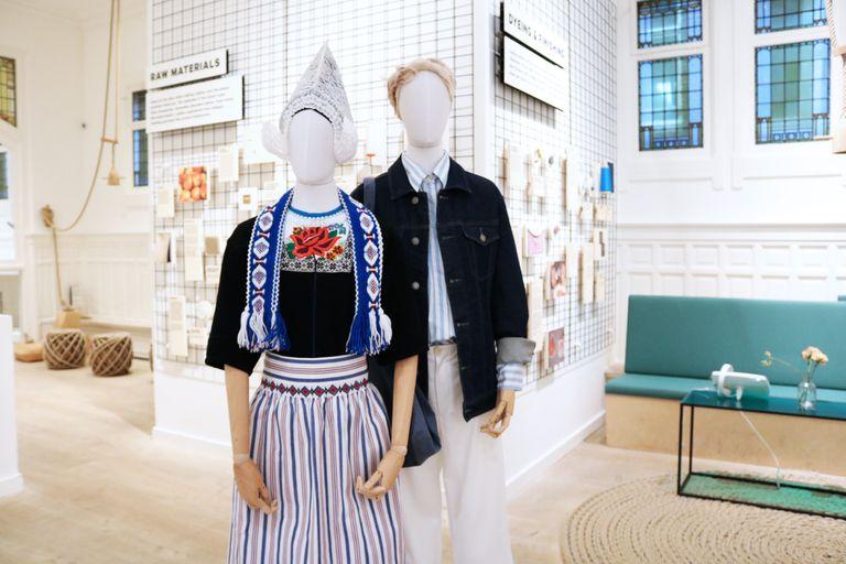 Fashion for good, en Amsterdam
