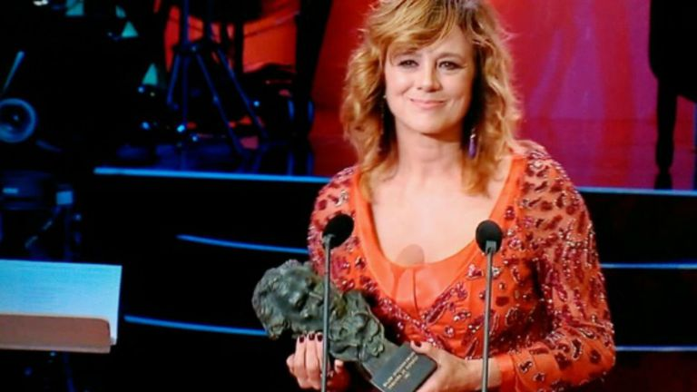 Emma Suárez, doble ganadora del Goya