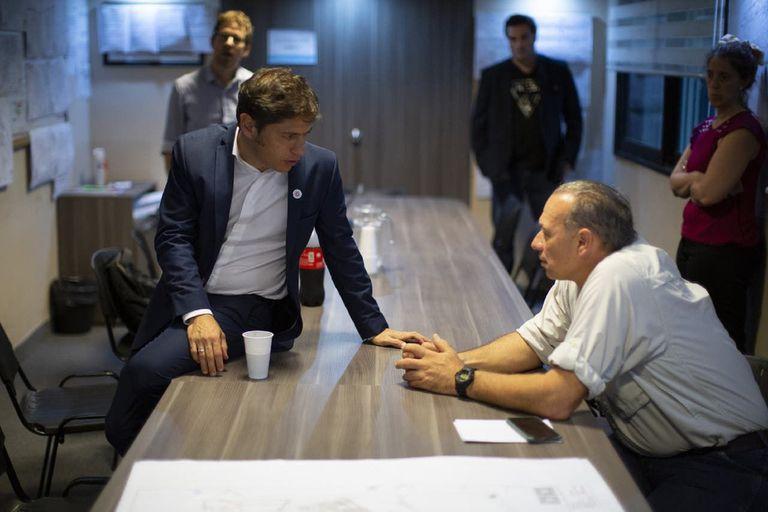 Axel Kicillof será vice del PJ nacional y Sergio Berni deja de lado sus aspiraciones, por ahora