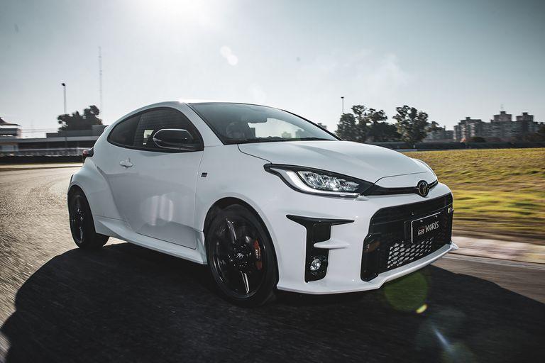 Así es el nuevo Toyota GR Yaris: características y el precio del compacto que llegó al país