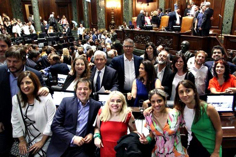 El Frente de Todos tendrá un bloque único de 17 legisladores