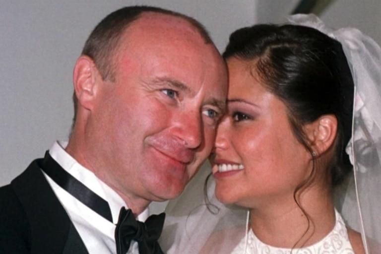 La pareja se casó en 1999, se divorció en 2008 y volvió a casarse en 2015