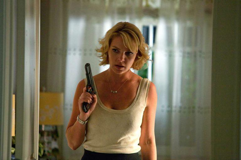 Katherine Heigl en Asesinos con estilo, una de las tantas comedias fallidas que protagonizó