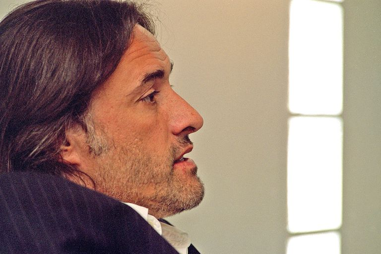 """El """"Corcho"""" Rodríguez negó ser parte de la cadena de recaudación"""