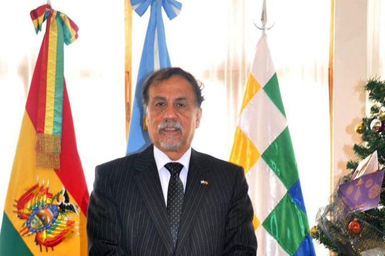 Normando Álvarez García, exembajador argentino en Bolivia y actual ministro del gabinete de Gerardo Morales en Jujuy