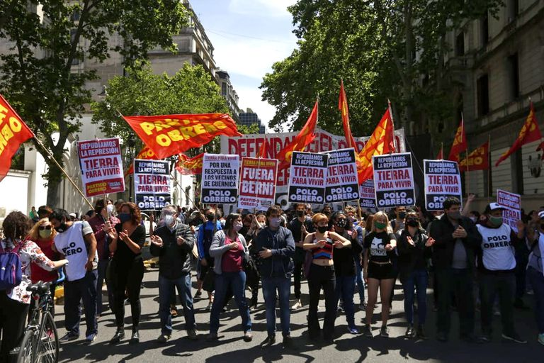 La izquierda no marchará hoy y defenderá su propio proyecto en Diputados