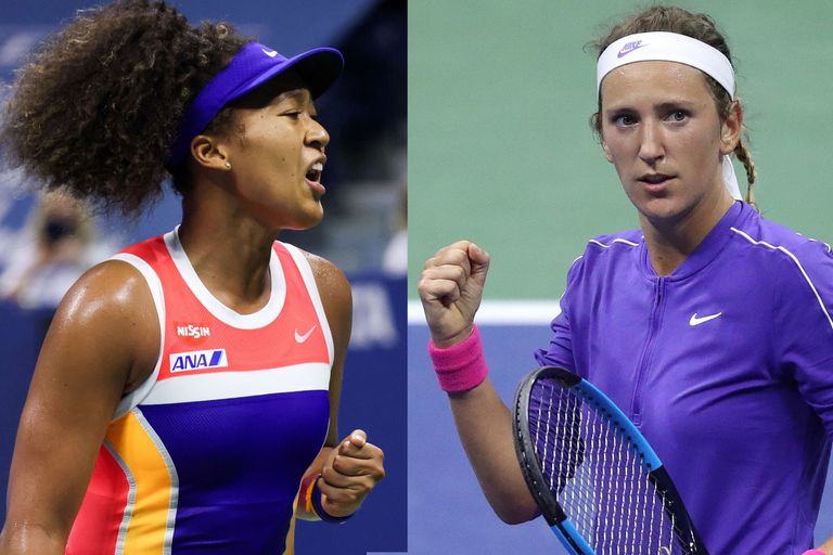 US Open: Osaka y Azarenka en la final, y otra frustración para Serena Williams