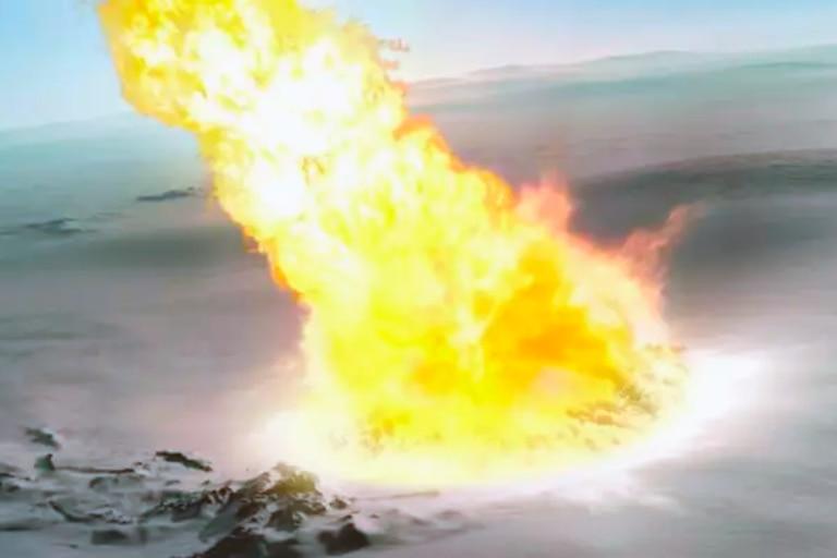 Un equipo de científicos espaciales encontró nuevas pruebas de una explosión a baja altitud que alcanzó la capa de hielo de la Antártida. Qué implicancias tuvo  para el medioambiente