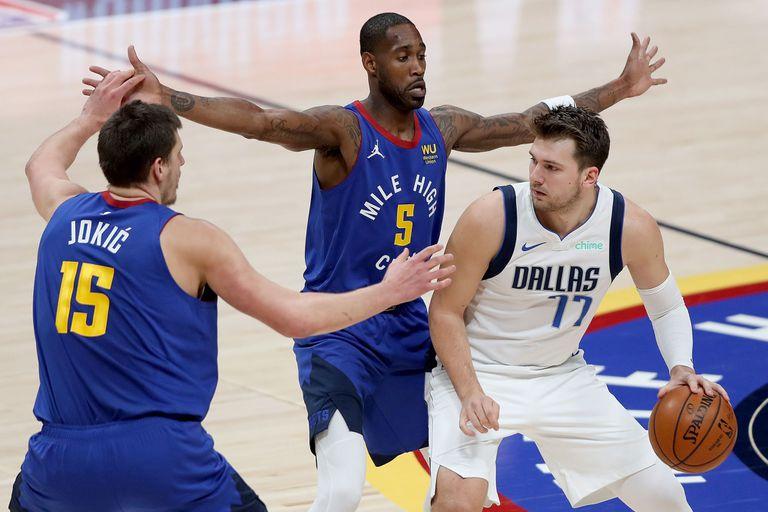 Show. Campazzo quedó fuera en el duelo de los dos jugadores más lentos de la NBA