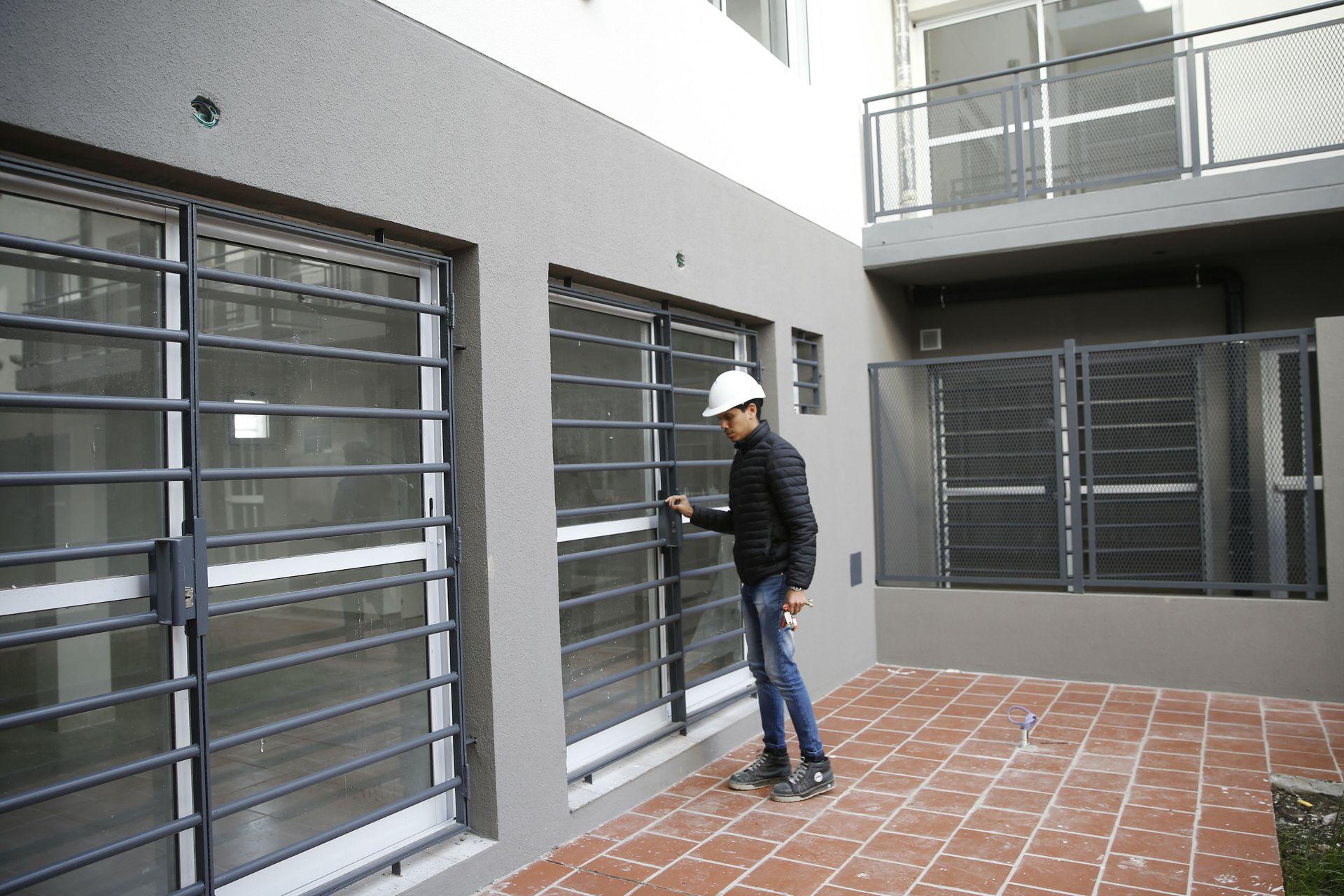 El barrio tendrá 1702 nuevas viviendas
