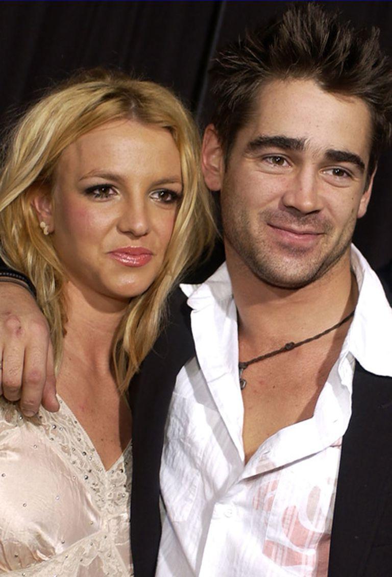 ¡Chicos malos! Colin y Britney Spears, un romance corto pero intenso