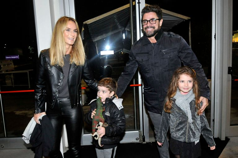 Tras la separación, Sabrina Rojas publicó fotos de Luciano Castro y sus hijos