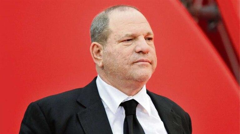 El productor Harvey Weinstein
