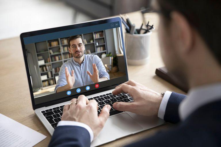Búsqueda laboral: los errores que que pueden arruinar una entrevista por Zoom
