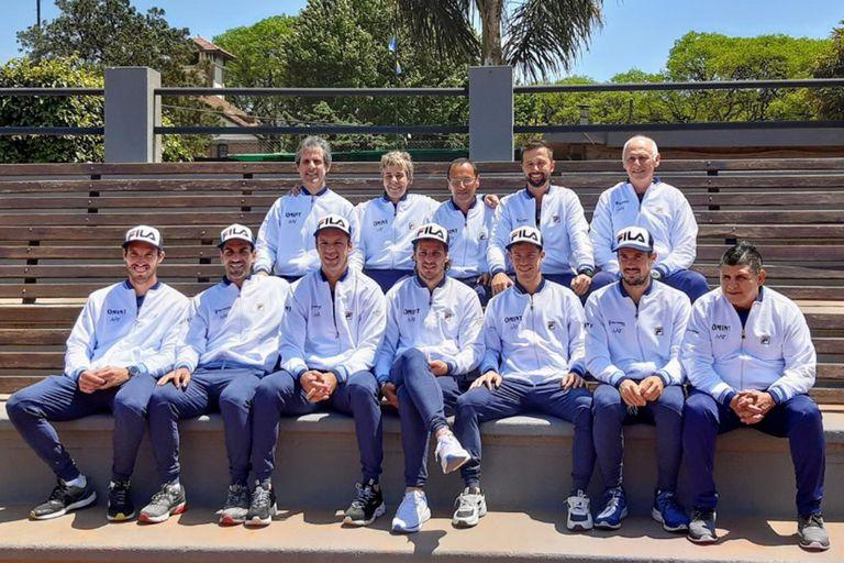 Copa Davis: cómo se prepara la Argentina para viajar a Madrid