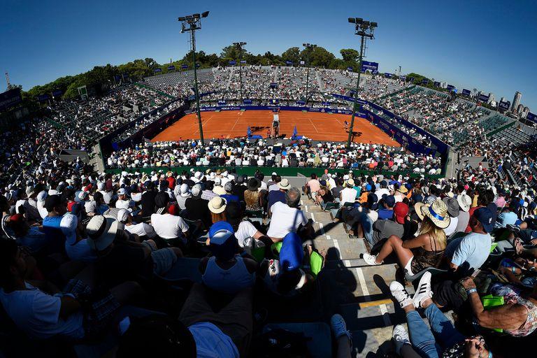 """Argentina vuelve a ser local en la """"Catedral"""" del tenis después de 16 años"""
