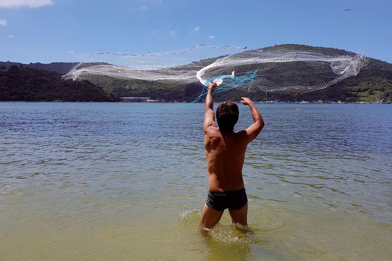 Vida en el mar. Cómo son los días sin heladera
