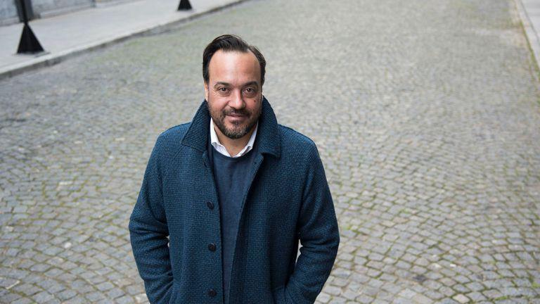 Tato Giovannoni, fundador Floreria Atlantico