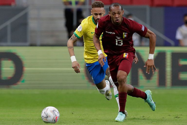 Con un equipo diezmado, Venezuela debuta ante Brasil por la Copa América