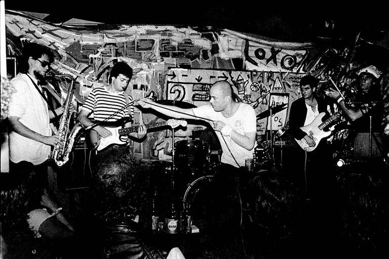 Luca Prodan. La historia de su banda HRB, eslabón perdido del reggae argentino