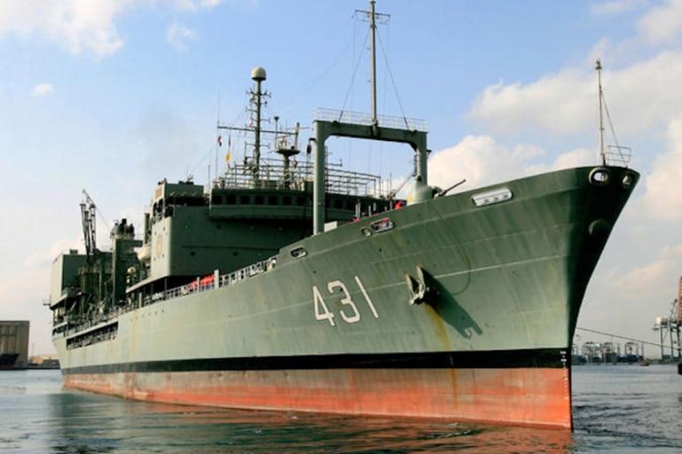 El navío fue construido en Gran Bretaña