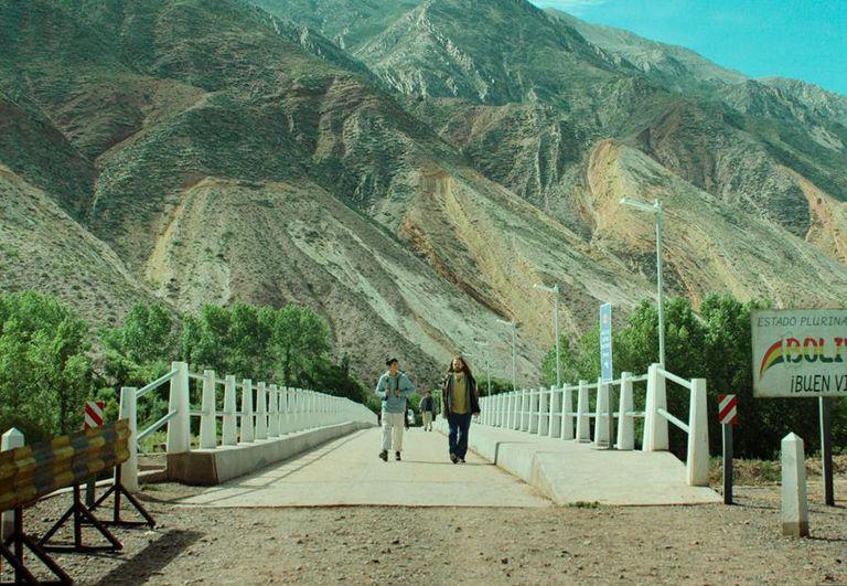 Una de las escenas exteriores de El Reino se rodó en la provincia de Jujuy