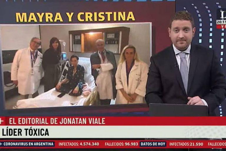 Jonatan Viale destacó las contradicciones entre las medidas que exigen las autoridades para enfrentar el coronavirus y lo que hacen
