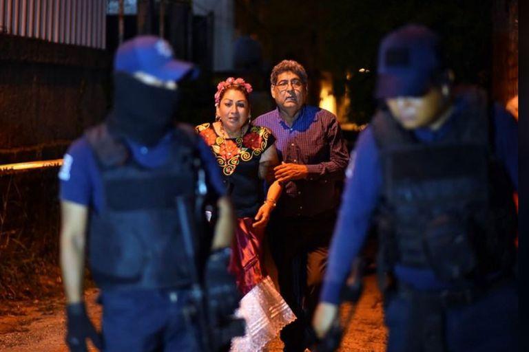 Masacre en México: sicarios irrumpieron en una fiesta y mataron a 13 personas