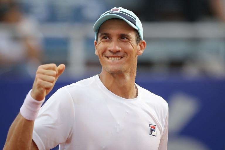 Facundo Bagnis, con casi 31 años, se siente un jugador más comopleto, avanzó a los 8vos de final en el Córdoba Open y sueña con regresar al Top 100 del ranking mundial.