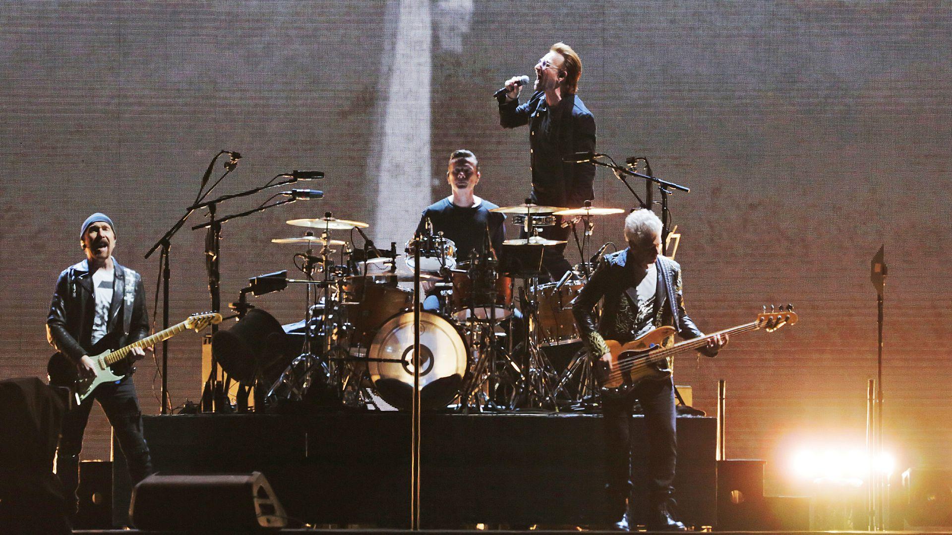 U2 en el Estadio Único de La Plata: un viaje en el tiempo para rememorar en directo The Joshua Tree