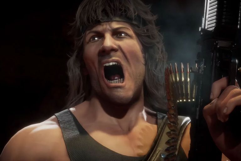 Después de su participación en Mortal Kombat 11, Rambo se suma al universo de Call of Duty