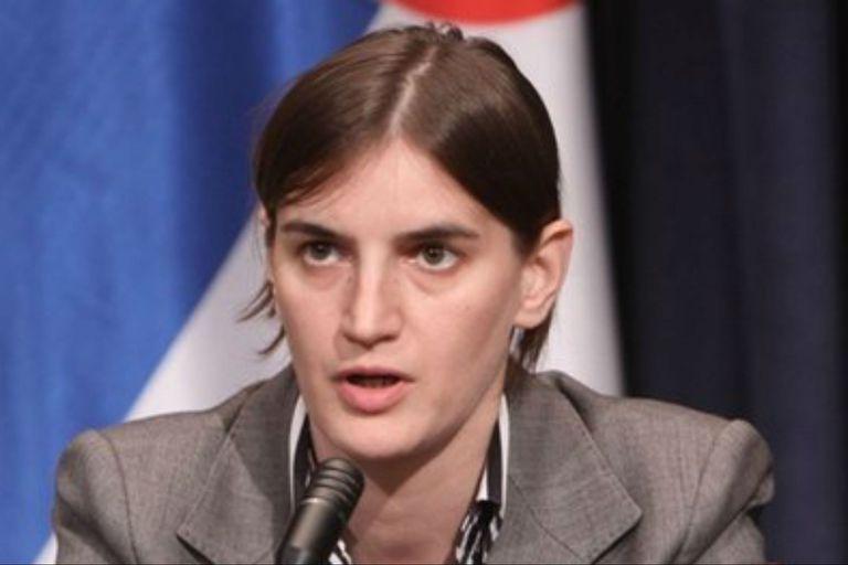 Serbia. Por fecundación artificial la novia de la primera ministra fue madre