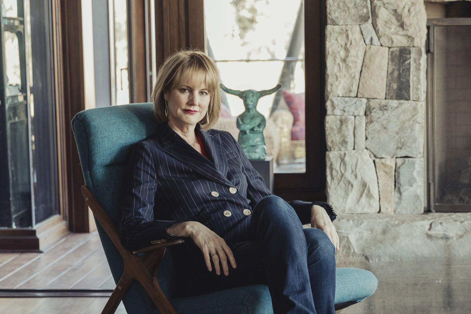 Melissa Rosenberg, la creadora de Jessica Jones