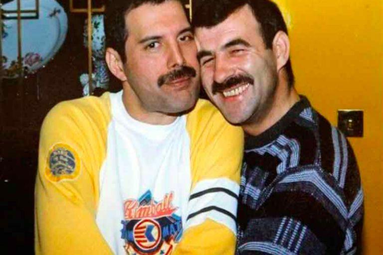 Freddie Mercury cumpliría 74 años hoy