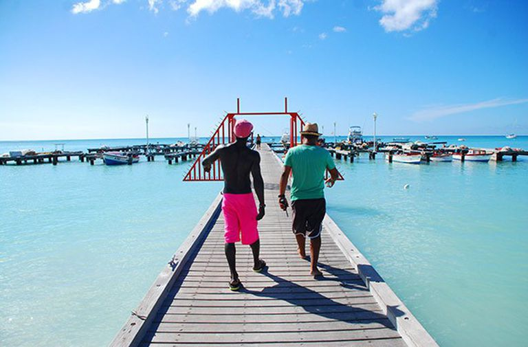 Hadicurari Beach, Aruba.