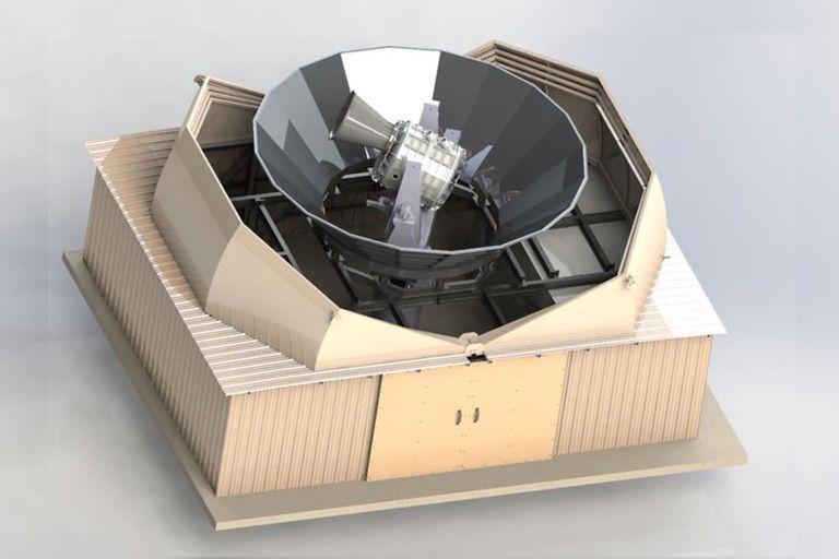 Un equipo de científicos instalará un telescopio de alta tecnología en Salta para poder rastrear, en el cielo de la Puna, la radiación que data del momento en el que se originó el universo